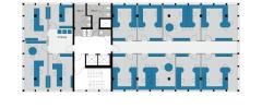 Grundriss Regelgeschoss Variante 1